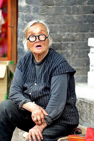 Oh gosh in Píngyáo 平遥, China