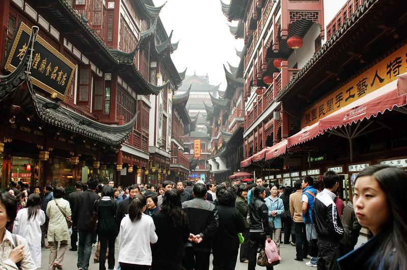 Chinatown Laneway