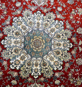 China: Silk Carpet Factory: Beijing