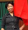 Our hostess, Mrs. Wong.