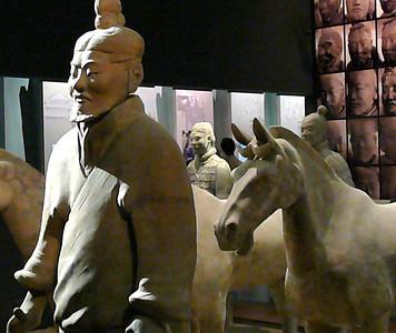 China: Xian: Terra Cotta Warriors