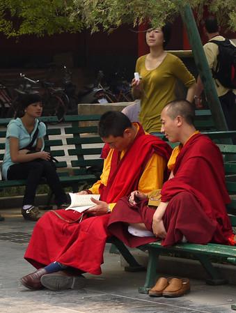 China: Tibetan Lama Buddhist Temple