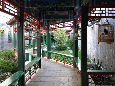 China: Traditional Hotels