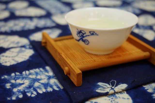 Tea ceremony and tea appreciation class in Hong Kong.