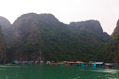 Floating village.  Been there for 1000 years