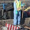 homeless sweep Chinatown, Salinas