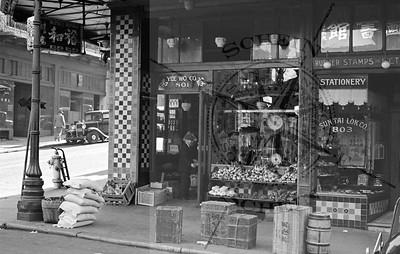 801-803 Grant Ave West Side- Yee Wo Co & Sun Tai Lok Co.