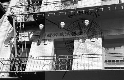 Waverly Place Balcony
