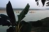Embarcations sur la rivière Chindwin. Région de Sagaing/Birmanie (Myanmar)