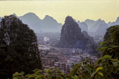 Guilin - Nord-Est de la région autonome Zhuang de Guangxi