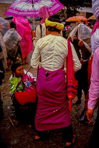 Mengzhe - Frontière Laos-Birmanie -