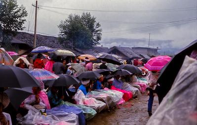 Menghze - Frontière Laos-Birmanie -