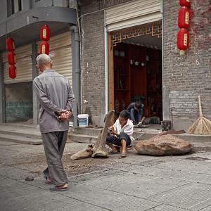 Divers villes - Hunan