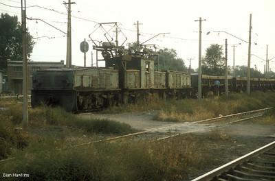 19E1 386 Fuxin. 4th October 2002