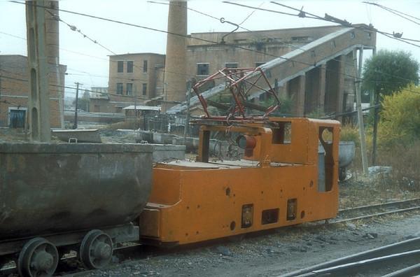 Chinese Industrial narrow gauge Locomotives