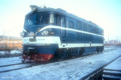 BJ 1011 Manzhouli. 15th January 1994