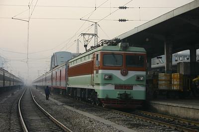 SS3 4214 Lanzhou. 22nd November 2008