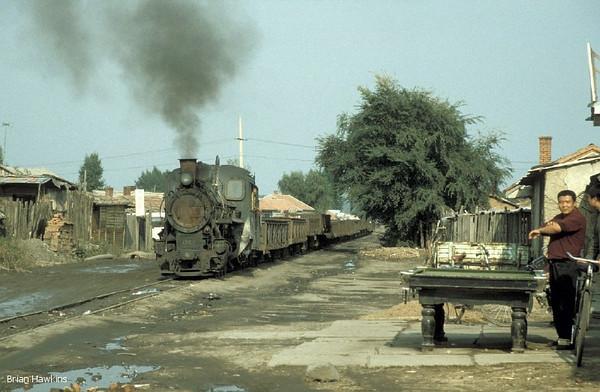 Chinese Steam September 2002