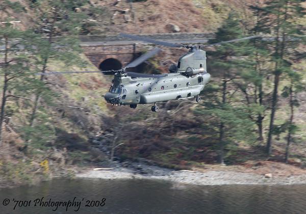 ZA679/'AG' Chinook HC.2 - 27th March 2008.