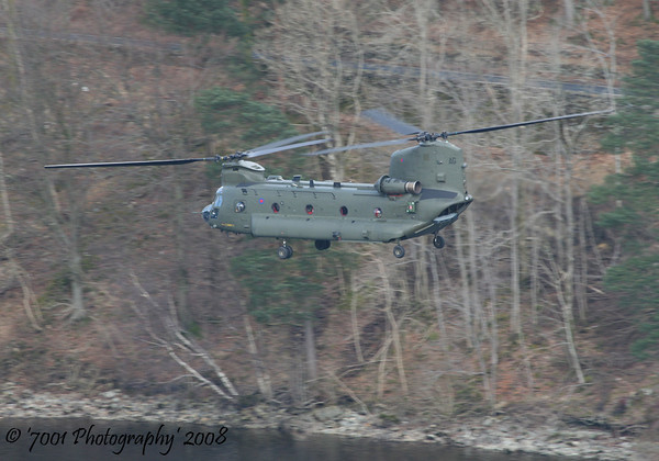 ZA679/'AG' Chinook HC.2 - 27th March 2008.