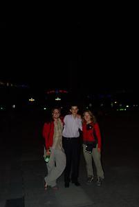 Plac Ludzi - z naszym hostem Abomem