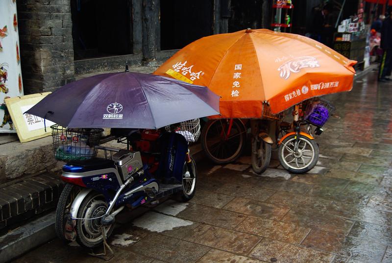 Tak sie chroni rowery