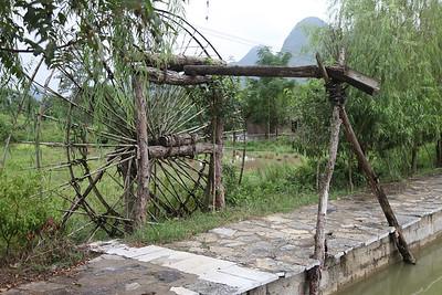 Widoczki w drodze do Dragon Bridge