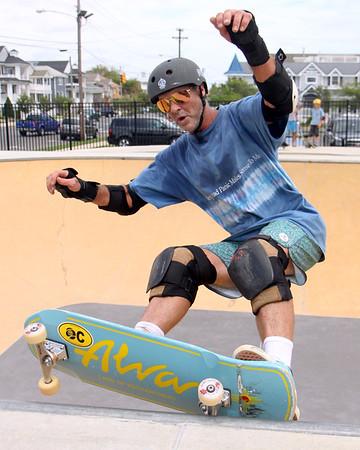 1st Inaugural Chip Miller 80s Skate Jam 2017