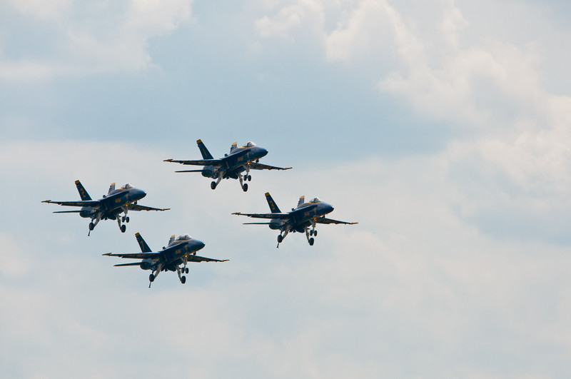F/A 16 Hornet