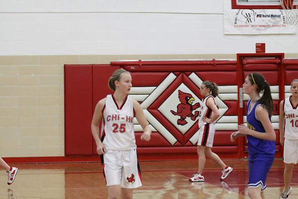 JV Womens basketball