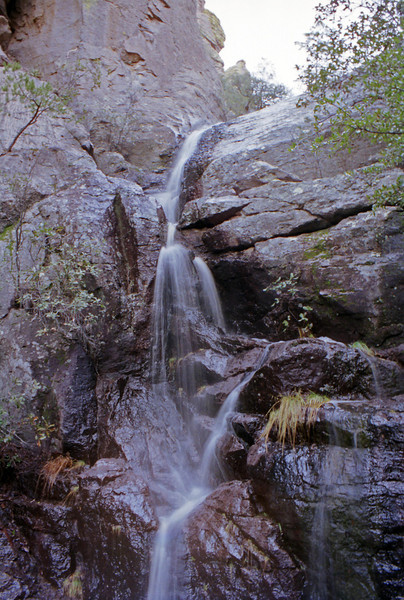 Waterfall - Chiricahua National Monument, Arizona