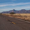 Arizona Rte 186 and Dos Cabezas Mountains
