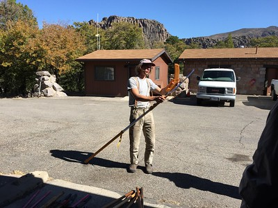 Wilderness Volunteers: 2016 Chiricahua National Monument Service Trip