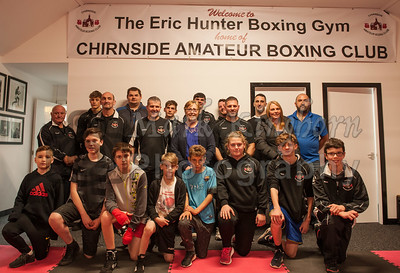 Chirnside Amateur Boxing Club Open Day
