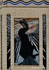 Anhinga -- inspired by a photo by Norie Sato