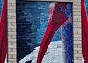 White Ibis -- inspired by a photo by Norie Sato
