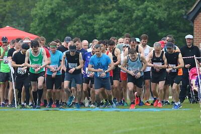 Chislehurst Half Marathon 2019