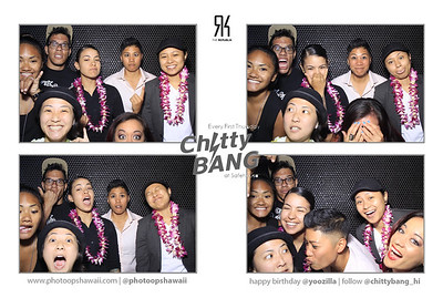 Chitty Bang at the Republik (Stand Up Photo Booth)