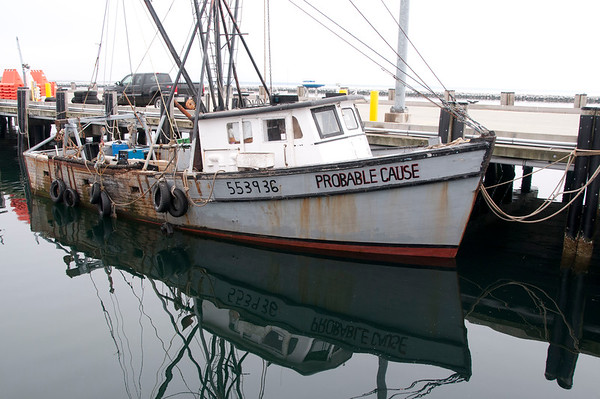 Fishing Boat, Provincetown, Massachusetts
