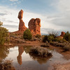 Balanced Rock, Arches Natl Park, Moab, Utah