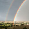 Double Rainbow, Boulder, Colorado
