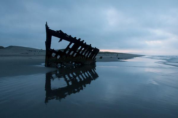 Shipwreck Astoria, Oregon