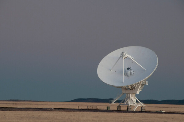 Very Large Array (VLA) New Mexico