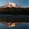 Mt. Rainier and Reflection Lake (Washington)