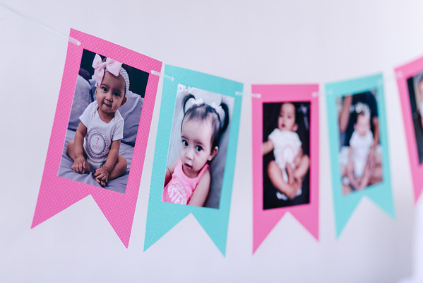 Chloe's 1st Birthday (Event Photos)