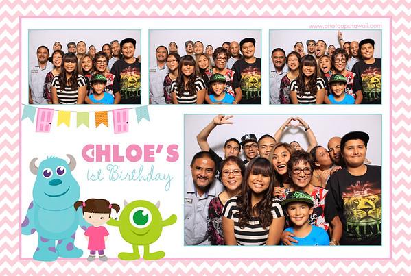 Chloe's 1st Birthday (Fusion Portrait Station)