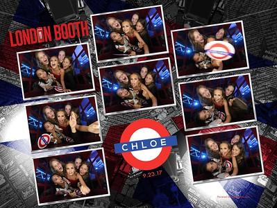 Chloe's London Photo Booth