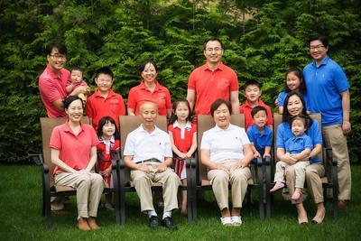 Cho Family Portraits