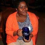 Ta daa! Lidia was the winner. She is awarded a one-of-a-kind Cafe mug!