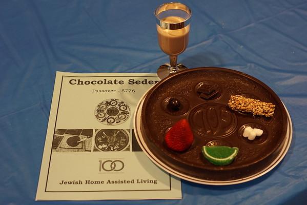 Chocolate Seder - JHAL